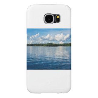 Archipel op de Baltische kust van het Zee in Samsung Galaxy S6 Hoesje
