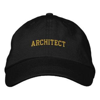 Architect Geborduurde Pet