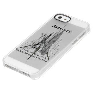 Architecten Permafrost iPhone SE/5/5s Hoesje