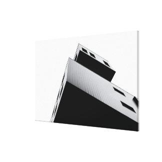 Architectuur Canvas Print