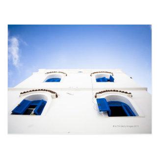 Architectuur, Kairouan, Tunesië, Afrika Briefkaart