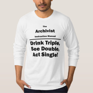 archivaris t shirt