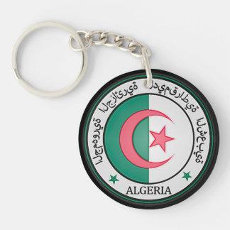 Argelia om Embleem Sleutelhanger