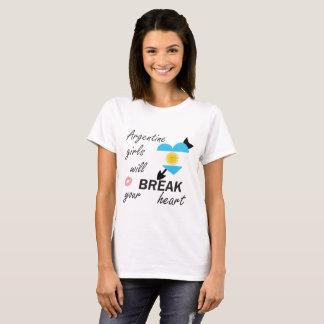 Argentijnse Heartbreaker T Shirt
