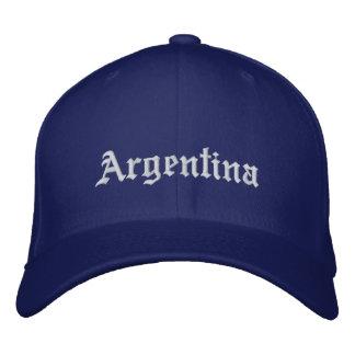 Argentinië Geborduurde Pet