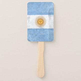 Argentinië Handwaaier