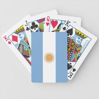 Argentinië Pak Kaarten