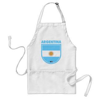 Argentinië Standaard Schort