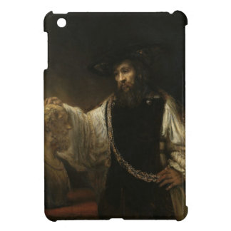 Aristoteles (384-322 V.CHR.) met een Mislukking va iPad Mini Cover