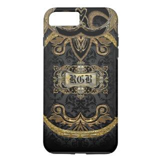 Aristrocratische Dame Elegant Gothic Beauty iPhone 8/7 Plus Hoesje