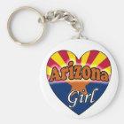 Arizona Girl Sleutelhanger