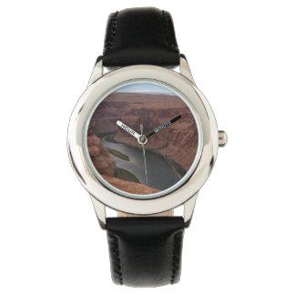 ARIZONA - HoefijzerKromming B - Rode Rots Horloge