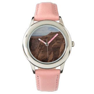 ARIZONA - HoefijzerKromming C - Rode Rots Horloge