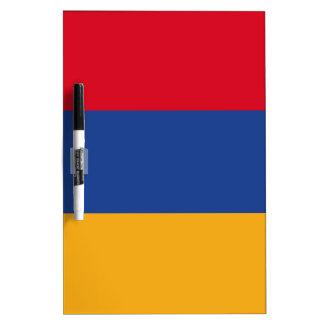 Armeense vlag whiteboards