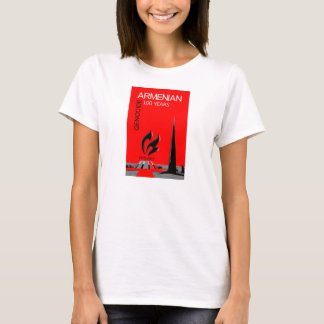 Armeense Volkerenmoord - 100 Jaar T Shirt