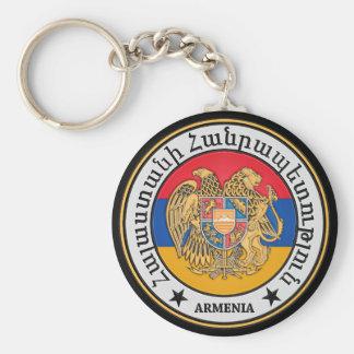 Armenië om Embleem Sleutelhanger