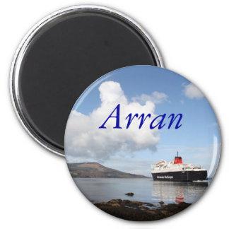 Arran, Schotland Magneet