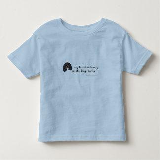arrogant koningsCharles spaniel Kinder Shirts