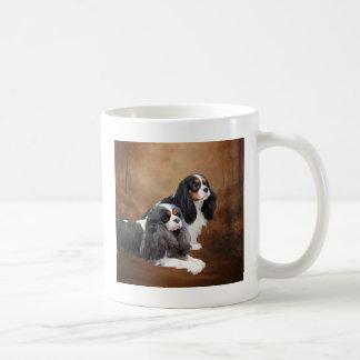 Arrogante Koning Charles Spaniel Koffiemok