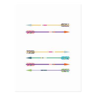 Arrows_Base Briefkaart