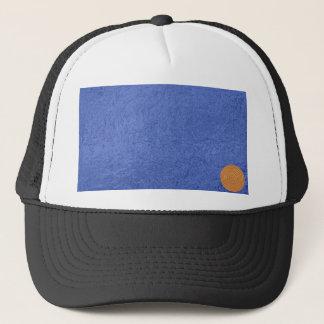 Art101 Gouden Verbinding - de Blauwe Spaties van Trucker Pet