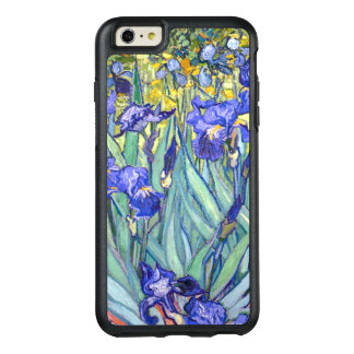 Art. van de Irissen van Vincent van Gogh het OtterBox iPhone 6/6s Plus Hoesje
