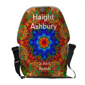 Art. van de Mode van de Hippie van Ashbury van Hai Postman Tas