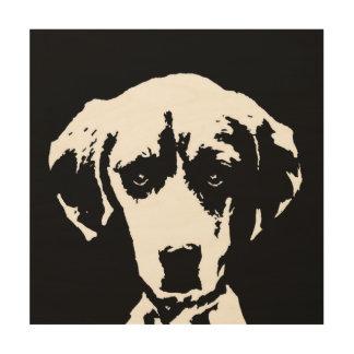 """Art. van de Muur van Stencil het Houten 12 """" X12"""" Hout Afdruk"""