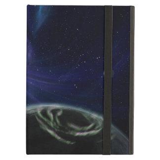 Art. van de Planeet van de pulsar het Vreemde iPad Air Hoesje