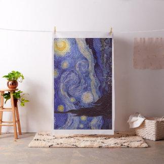 Art. van de Sterrige Nacht van Vincent van Gogh Stof