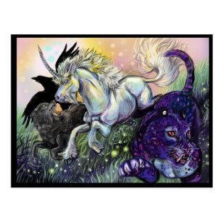 Art. van Gaurdians van de droom het Magische Briefkaart