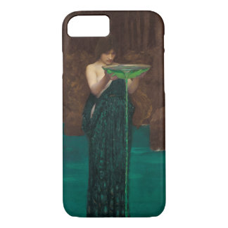 Art. van Invidiosa Waterhouse van Circe iPhone 8/7 Hoesje