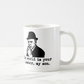 Arthur Daley de wereld is uw zeekreeftMok Koffiemok