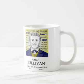 Arthur Sullivan Koffiemok
