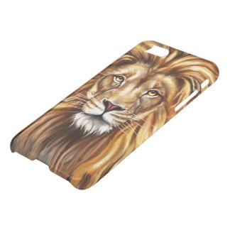 Artistieke iPhone 7 van de Leeuw het Hoesje van de