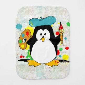 Artistieke Pinguïn Monddoekje