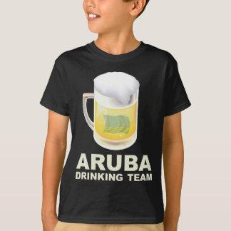 Aruba die Team drink T Shirt