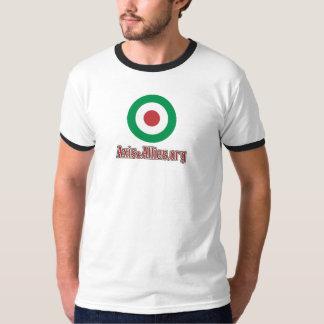 As & de T-shirt van .org Italië Roundel van
