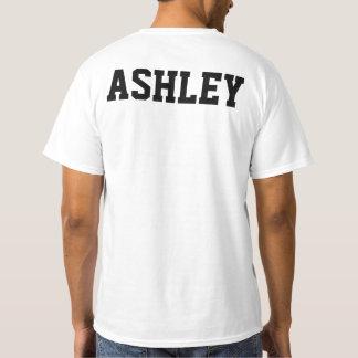 ASHLEY de familielijn van het familiecollectie T Shirt
