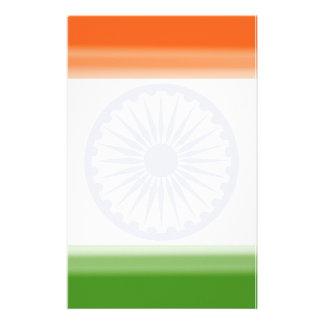 Ashoka Chakra, Indisch Spinnewiel Briefpapier