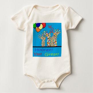 ASL Yay Baby Shirt