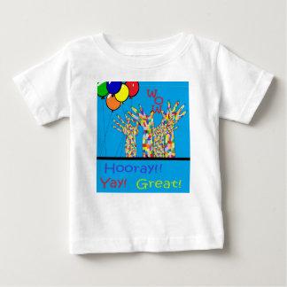 ASL Yay Baby T Shirts