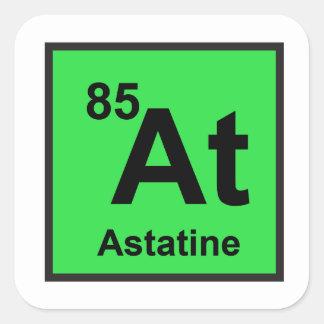 Astatine Sticker
