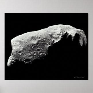 Asteroïde 243 Ida Poster
