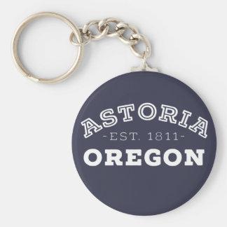 Astoria Oregon Sleutelhanger