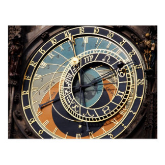 Astronomische Klok in Praque Briefkaart