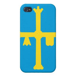 Asturias iPhone 4 Cases