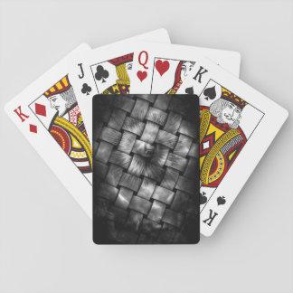 Asynchrone Etherische Wolken Speelkaarten