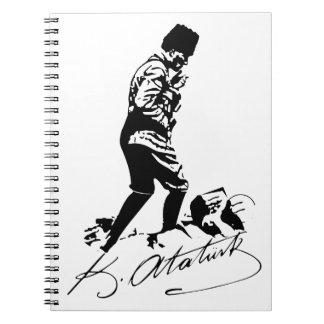 Ataturk Ringband Notitieboek