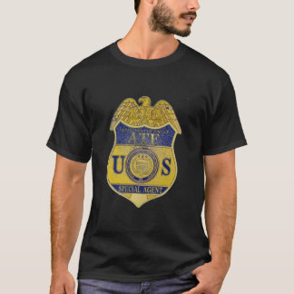 ATF SPECIALE AGENT T SHIRT